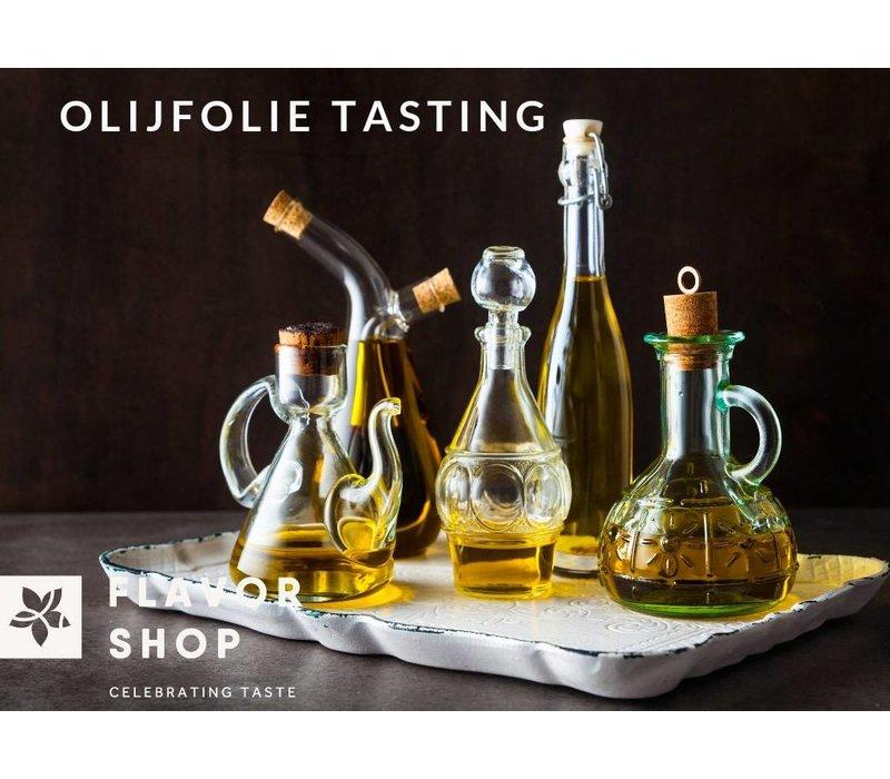 20/03/2019 - Dégustation d'huile d'olive