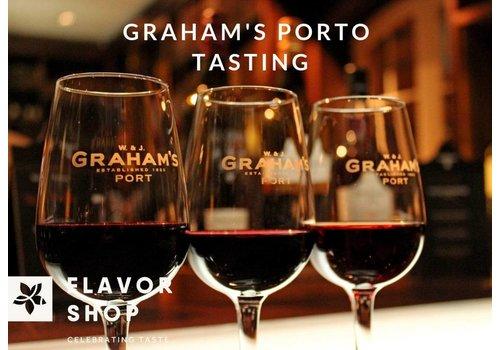16/05/2019 - Graham's Porto Tasting