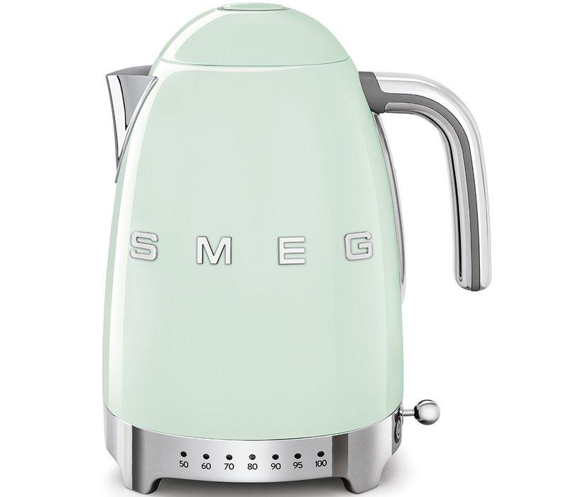 Waterkoker Instelbaar Groen SMEG KLF04PGEU