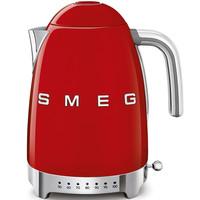 Waterkoker Instelbaar Rood SMEG KLF04RDEU