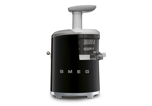 SMEG Slow Juicer Zwart SJF01BLEU