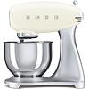 SMEG Robot de cuisine crème SMEG SMF01CREU