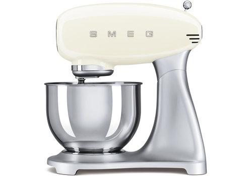SMEG Robot de cuisine crème SMF01CREU