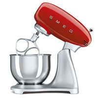 Robot de cuisine Rouge SMEG SMF01RDEU