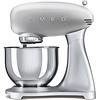 SMEG Robot de cuisine Gris Metallique SMEG SMF01RDEU