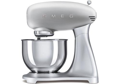 SMEG Robot de cuisine Gris Metallique SMF01RDEU