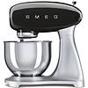 SMEG Robot de cuisine Noir SMEG SMF01BLEU