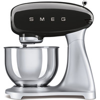 Robot de cuisine Noir SMEG SMF01BLEU