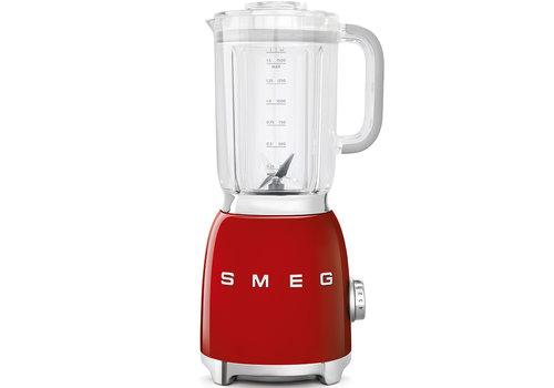 SMEG Blender Rouge BLF01RDEU