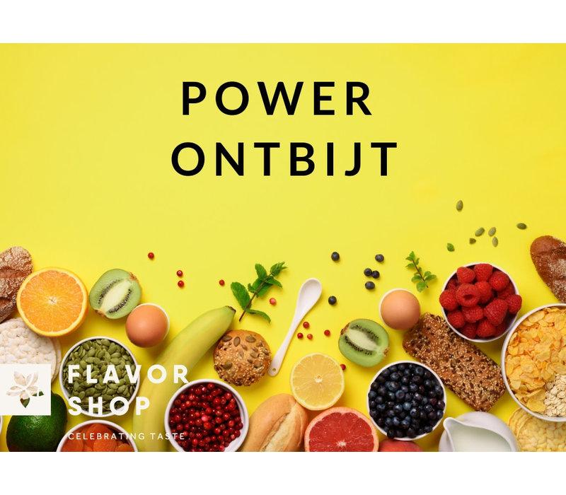 24/04/2019 - Power Ontbijt