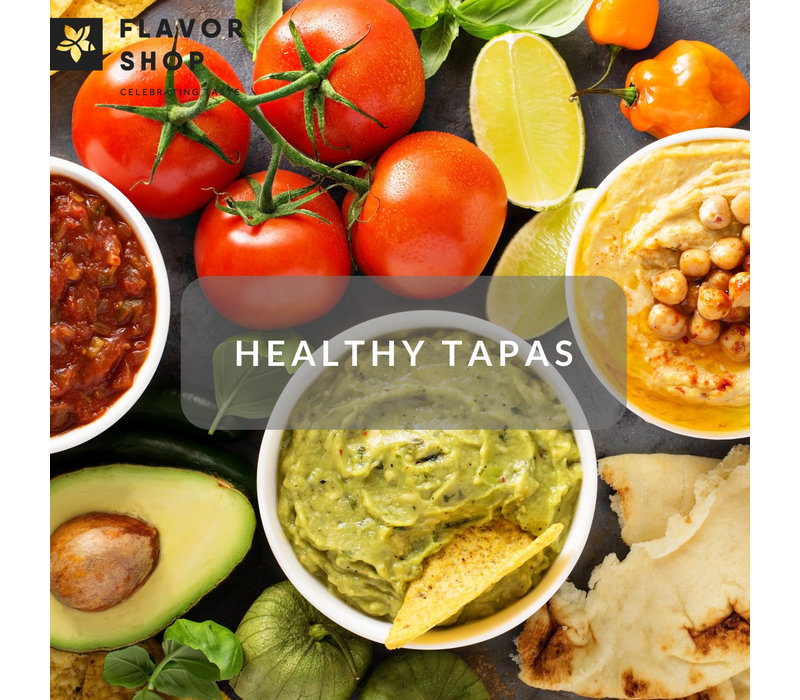 17/04/2019 - Healthy Tapas Workshop