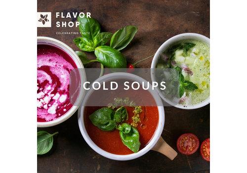 07/06/2019 - Cold Soups Workshop
