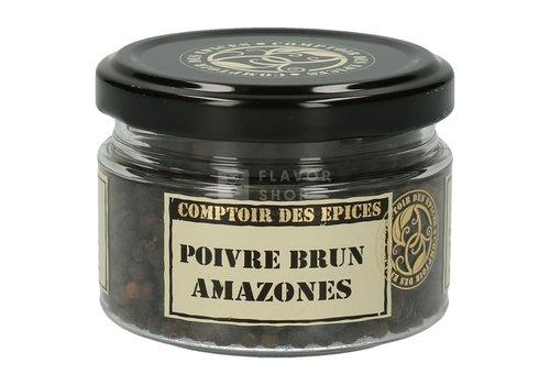 Le Comptoir des épices Poivre brun des Amazones