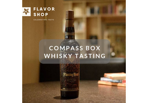 26/06/2019 - Dégustation de whisky Compass Box