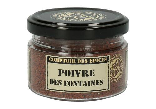 """Le Comptoir des épices Poivre des Fontaines ou \""""Poor Old Man Pepper\"""""""" - baies entières (Angleterre)"""""""