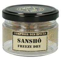 Freeze Dry Sanshô