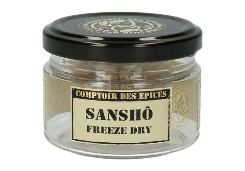 Le Comptoir des épices Freeze Dry Sanshô