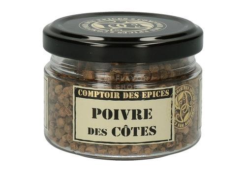 Le Comptoir des épices Poivre des Côtes