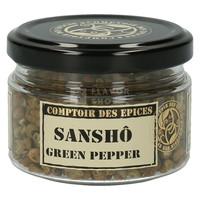 Sansho Green Pepper