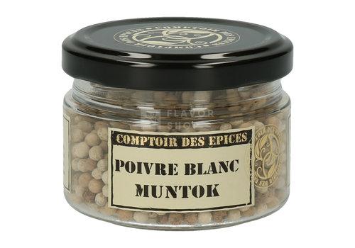 Le Comptoir des épices Poivre blanc Muntok