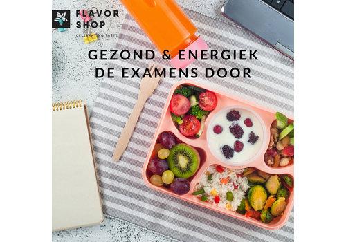 05/06/2019 - Gezond en energiek de examens door