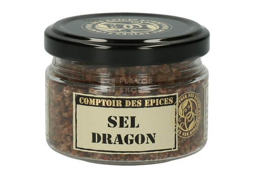 Le Comptoir des épices Sel du dragon