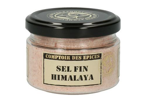 Le Comptoir des épices Sel rose de l'Himalaya - Sel fin