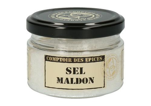 Le Comptoir des épices Zoutvlokken van Maldon