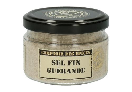 Le Comptoir des épices Sel gris fin de Guérande