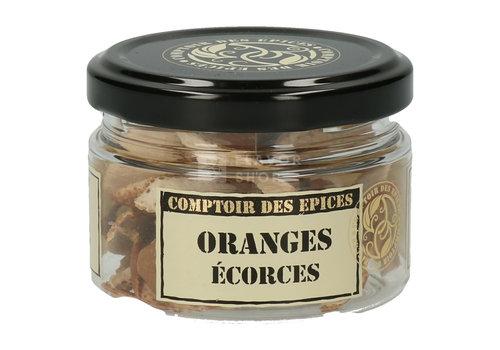 Le Comptoir des épices Oranges écorces