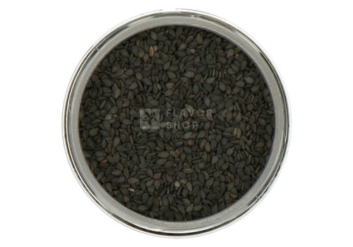 Le Comptoir Africain x Flavor Shop Sesame Noir