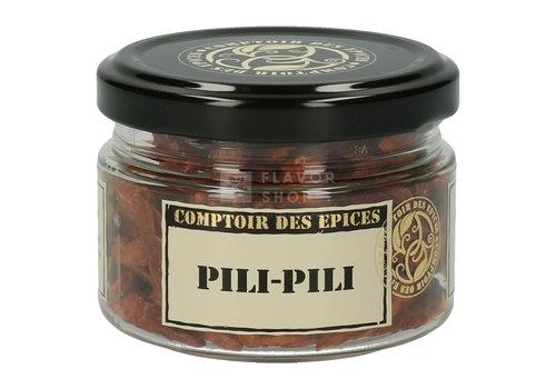 Le Comptoir des épices Pili Pili Vogeltongen