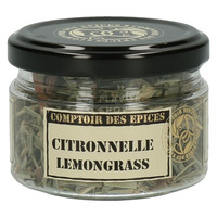 Citronelle odorante ou Lemon Grass