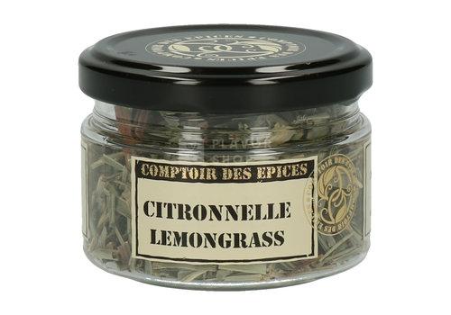 Le Comptoir des épices Citronelle odorante ou Lemon Grass