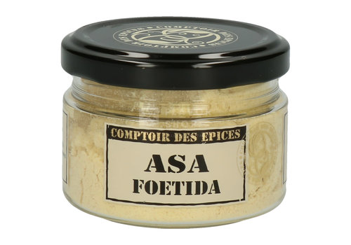 Le Comptoir des épices Asa Foetida gemalen