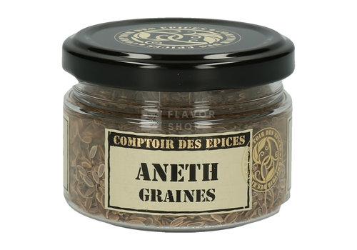 Le Comptoir des épices Aneth graines