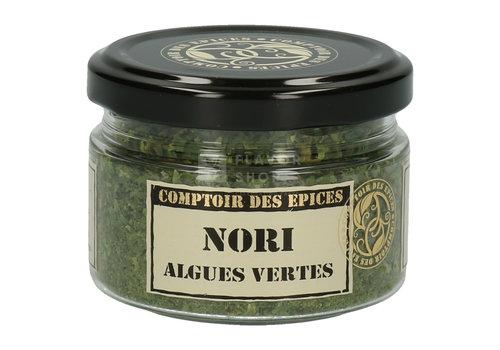 Le Comptoir des épices Algues Nori concassés (Japon)