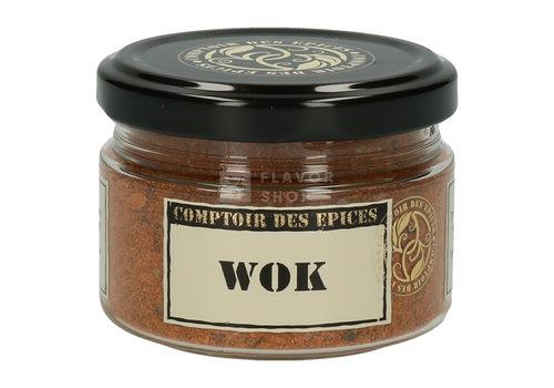 Le Comptoir des épices Mélange pour Wok
