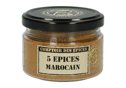 Le Comptoir des épices Kama - 5 épices Marocain