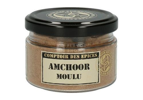 Le Comptoir des épices Amchoor moulu (Poudre de Mangue)
