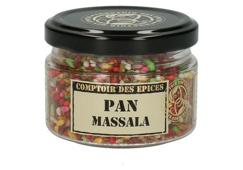 Le Comptoir des épices Pan Massala ou Supari