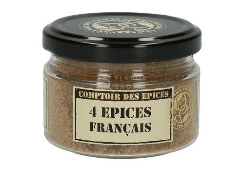 Le Comptoir des épices Quatre-Epices Français (Mélange Charcutier)