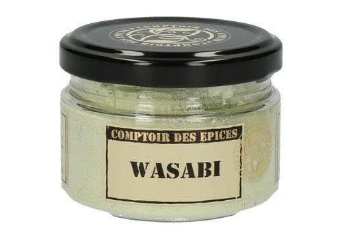 Le Comptoir des épices Wasabi poeder