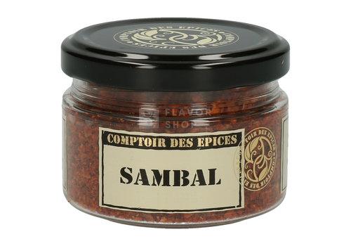 Le Comptoir des épices Sambal