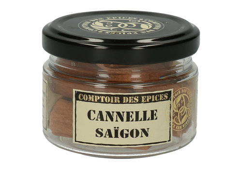 Le Comptoir des épices Cassia Kaneel 4cm