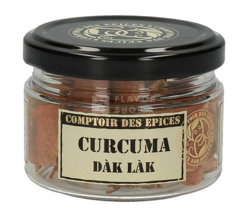 Curcuma pétales