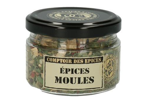 Le Comptoir des épices Epices Moules