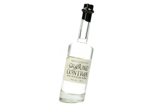 Ground Control Wodka van Aardappel - Ground Control