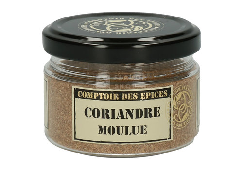 Le Comptoir des épices Korianderzaadjes gemalen