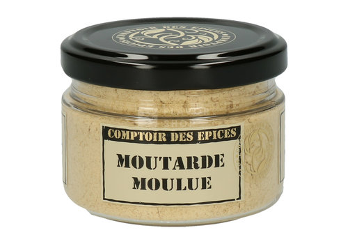 Le Comptoir des épices Moutarde en poudre